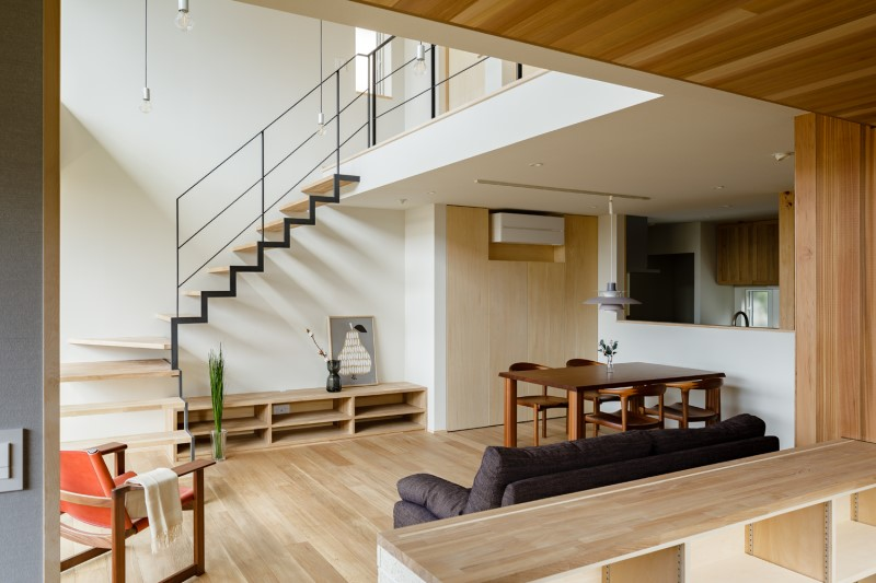 暮らしを楽しむ家|T邸